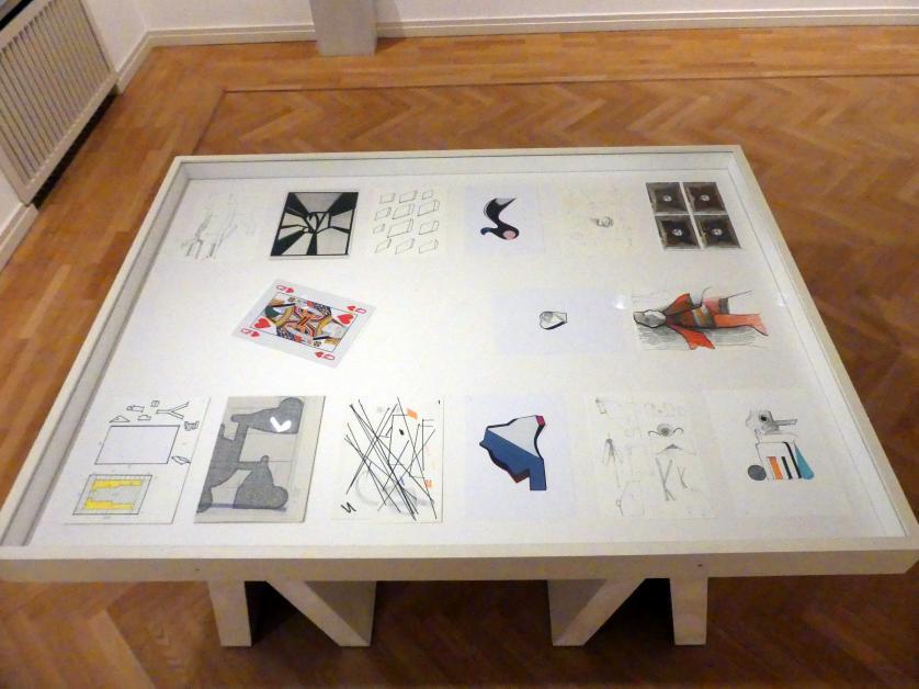 Thomas Scheibitz: Caligrammes / Zeichnungen, 2000 - 2019