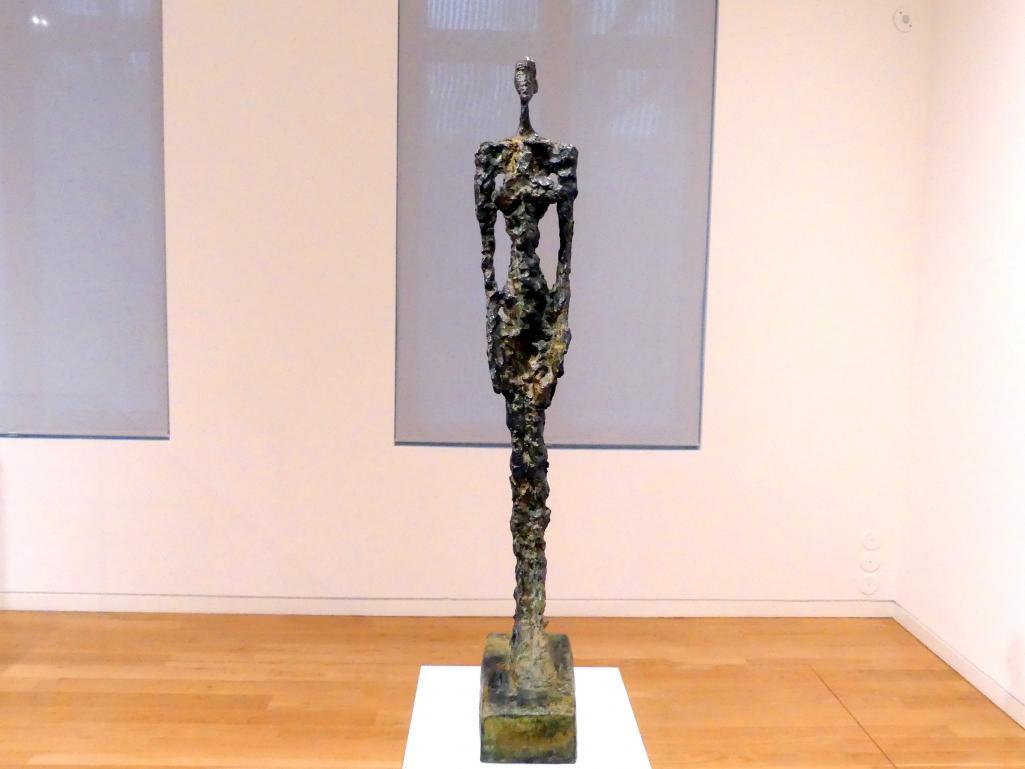 Alberto Giacometti: Frau für Venedig IV, 1956