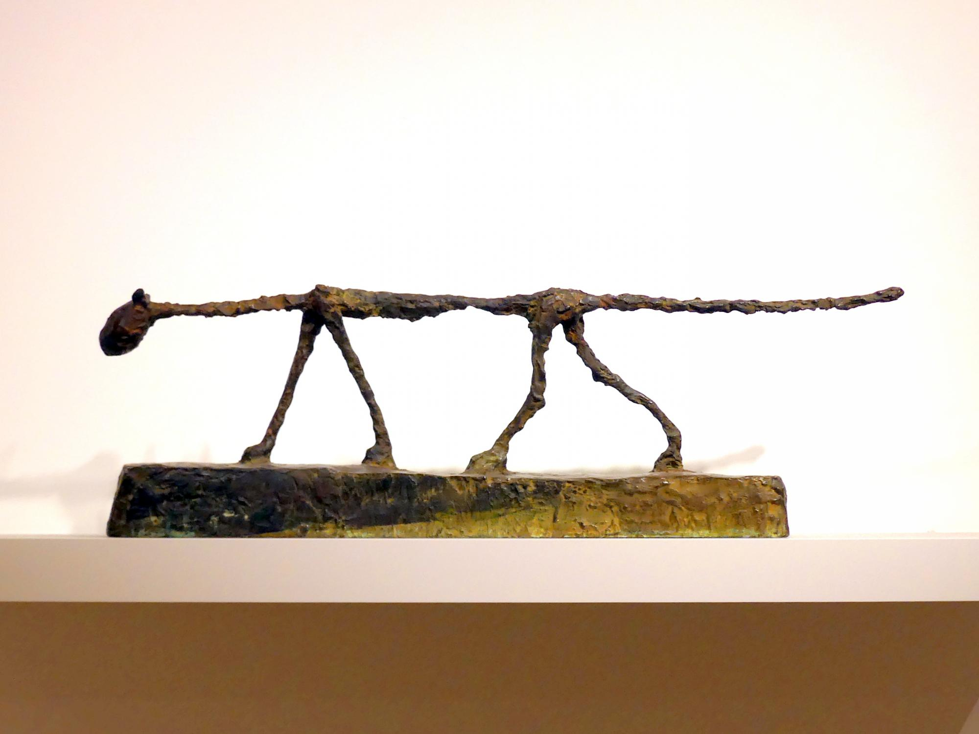Alberto Giacometti: Die Katze, 1951