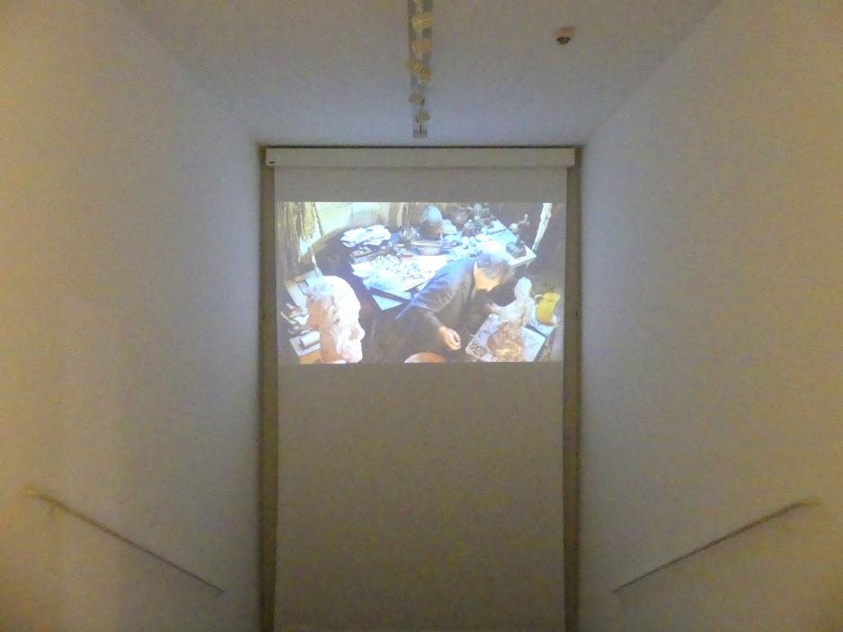 Ernst Scheidegger: Alberto Giacometti, 1964 - 1965