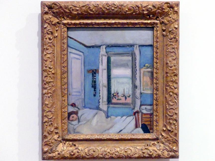 Henri Matisse: Interieur in Etretat, 1920