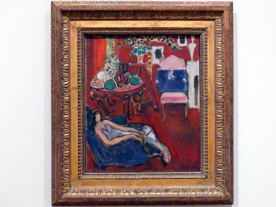 Henri Matisse: Die blaue Zeichenmappe, 1945