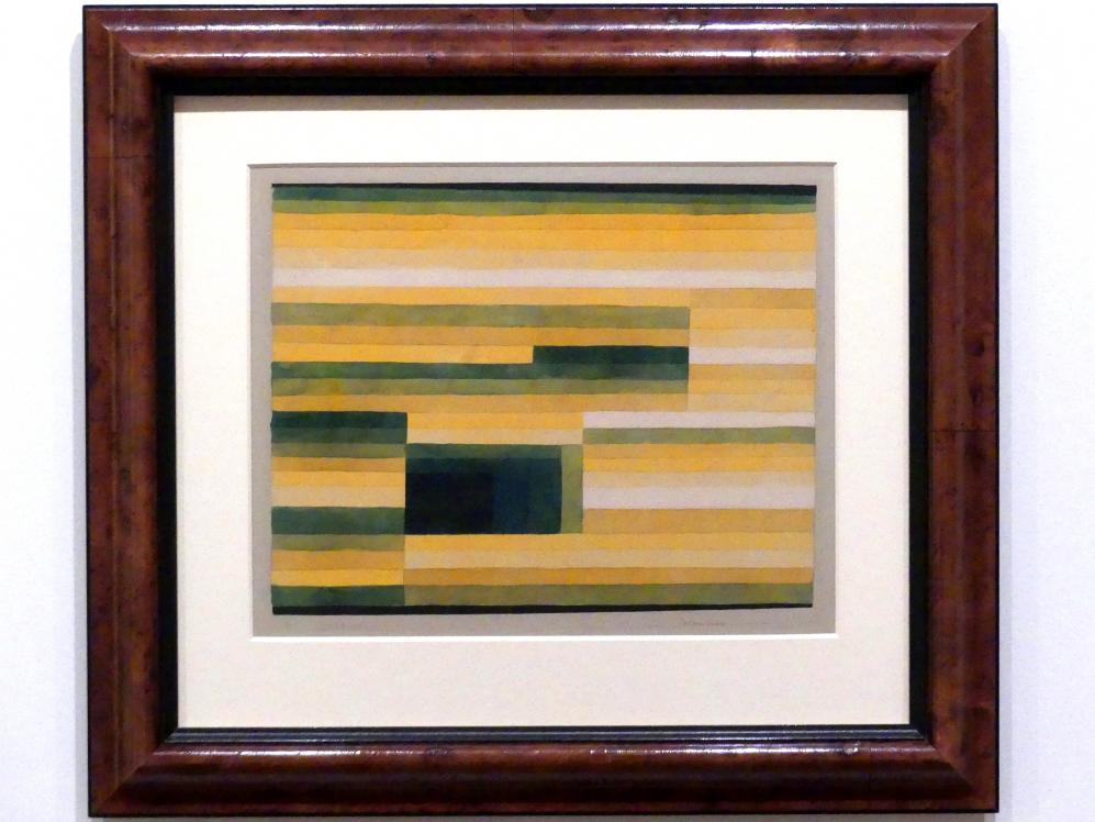 Paul Klee: Felsenkammer, 1929