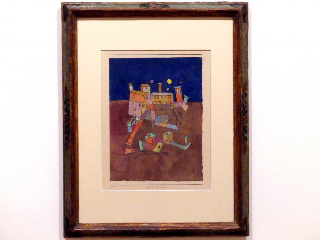 Paul Klee: Partie aus G., 1927