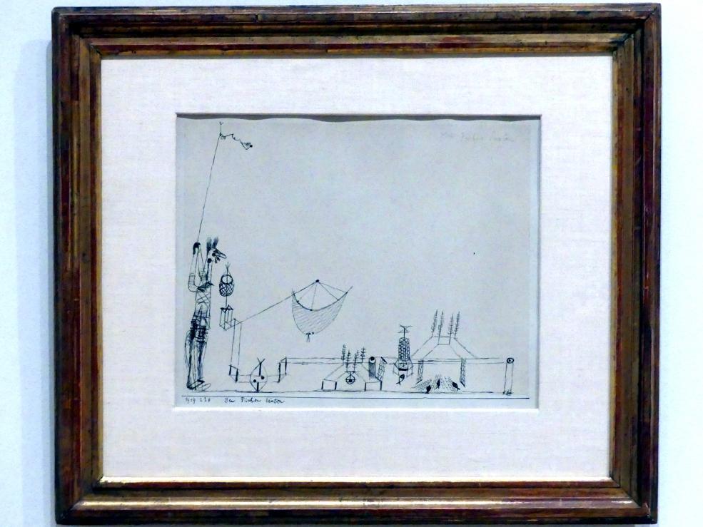 Paul Klee: Den Fischen läuten, 1919