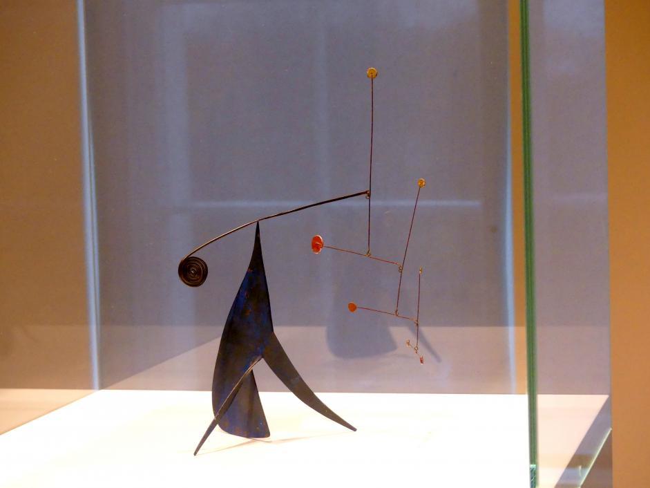 Alexander Calder: Kleines Mobile, Undatiert