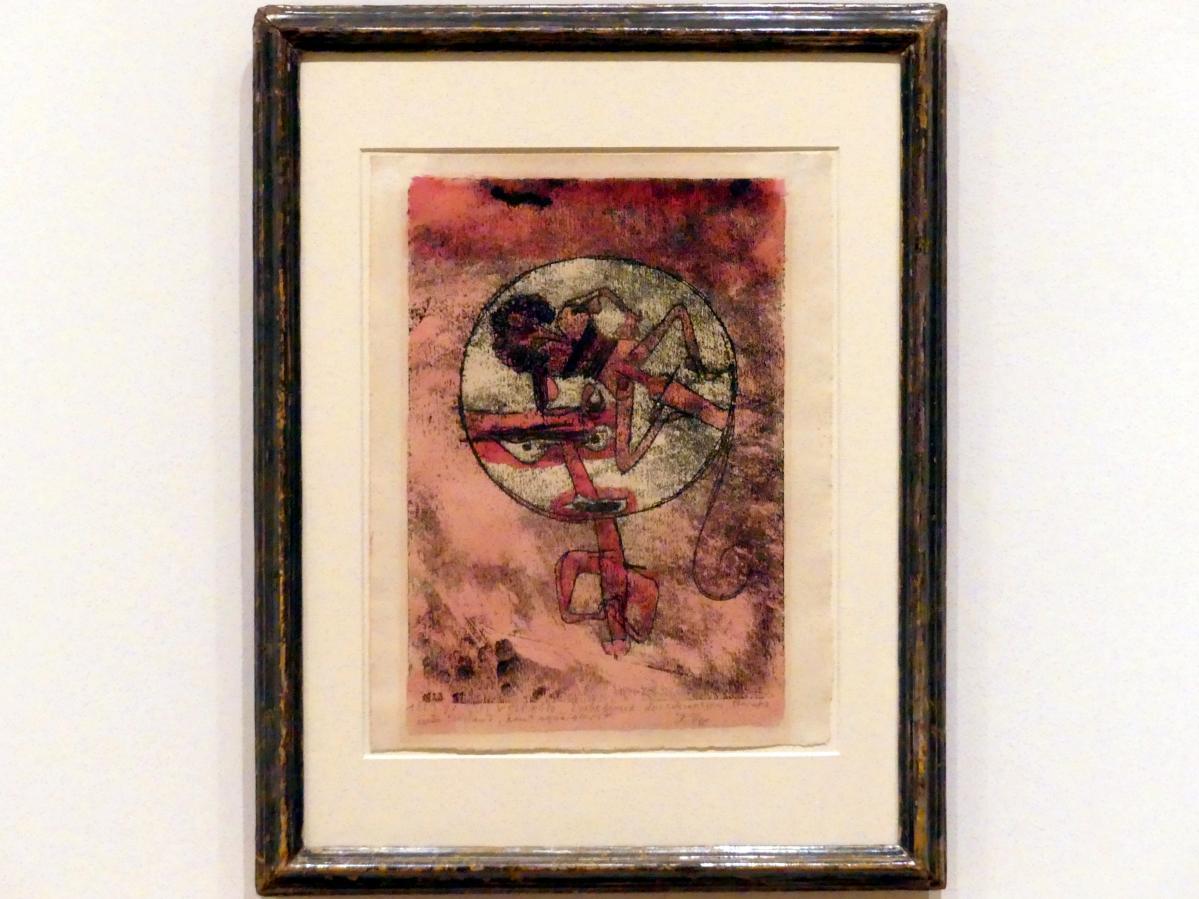 Paul Klee: Der Verliebte, 1923