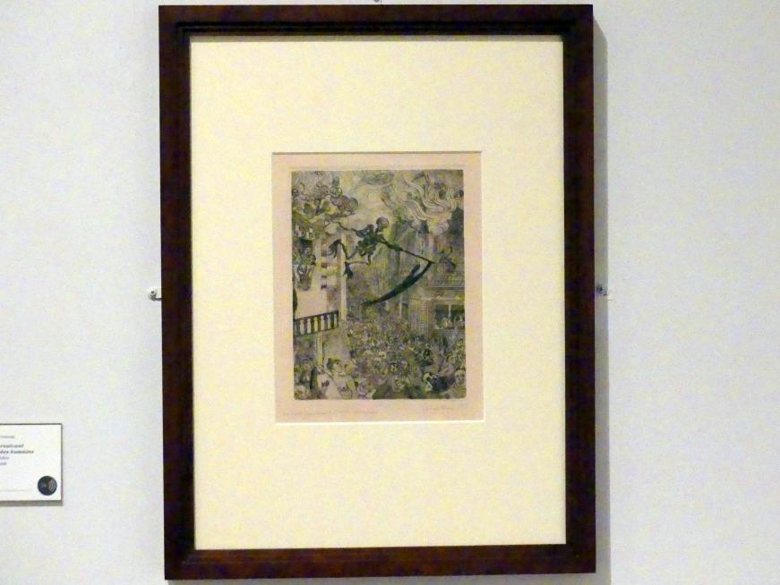 James Ensor: Triumph des Todes, 1896