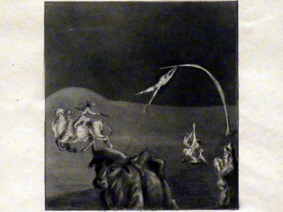 Alfred Kubin: Für Nichts!, um 1904 - 1906, Bild 2/3