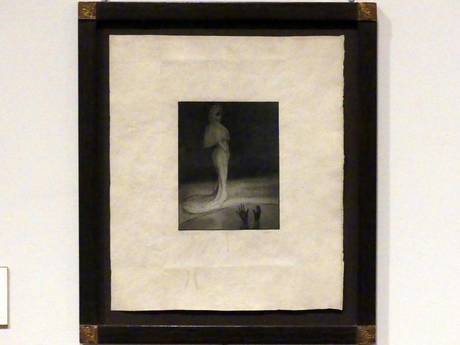 Alfred Kubin: Untergang, 1903