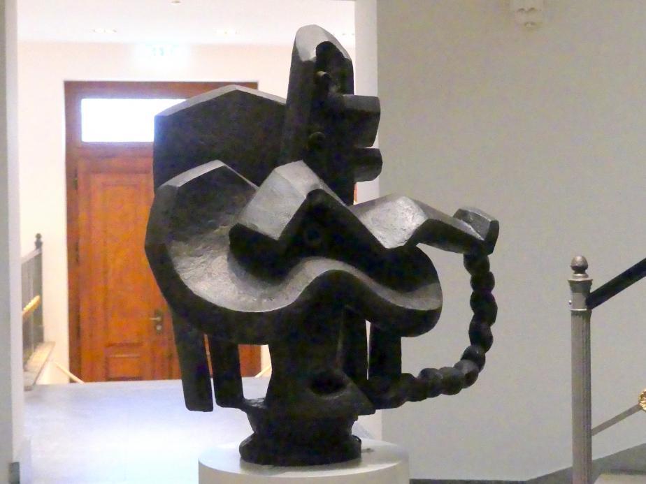 Jacques Lipchitz: Musikinstrumente, 1925