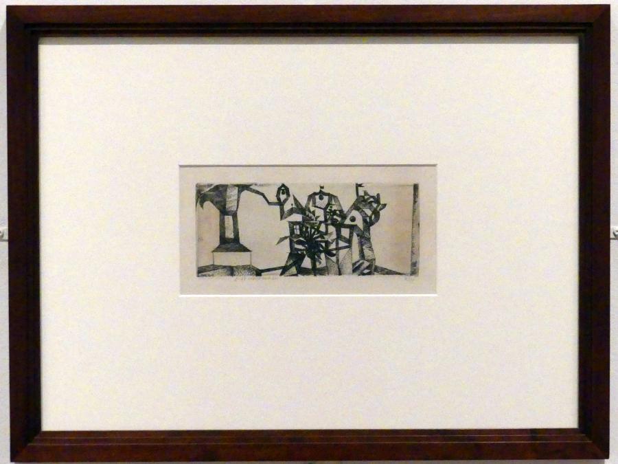 Paul Klee: Luftschlösschen (1915, 212), 1915