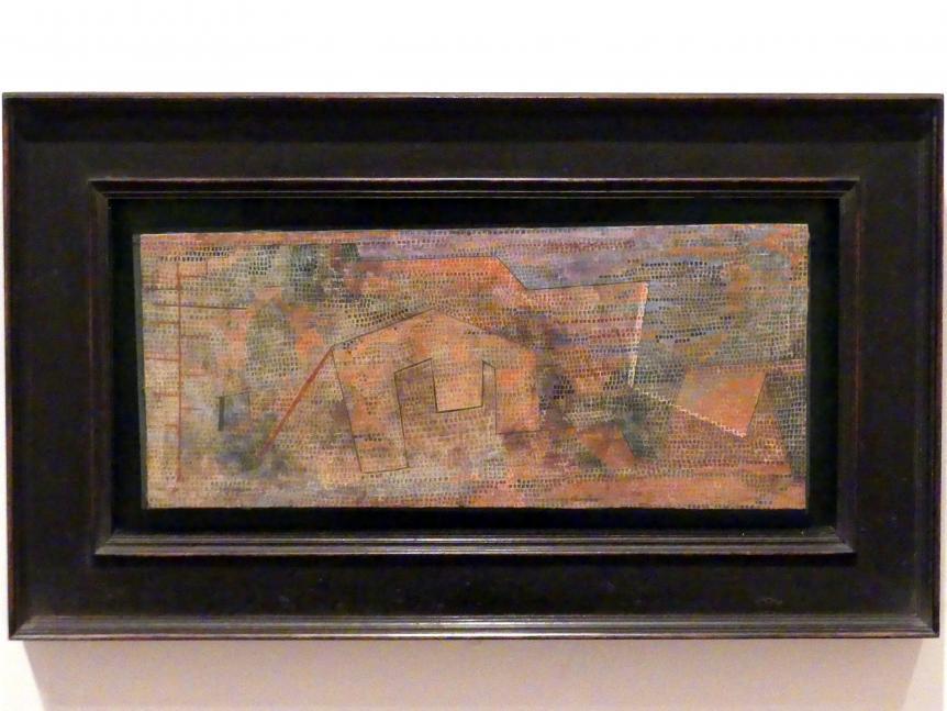 Paul Klee: gedämpfte Härten (1931, 282), 1931