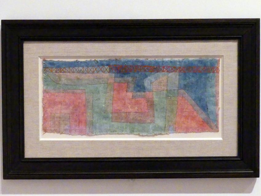 Paul Klee: Viaduct (1935, 108), 1935