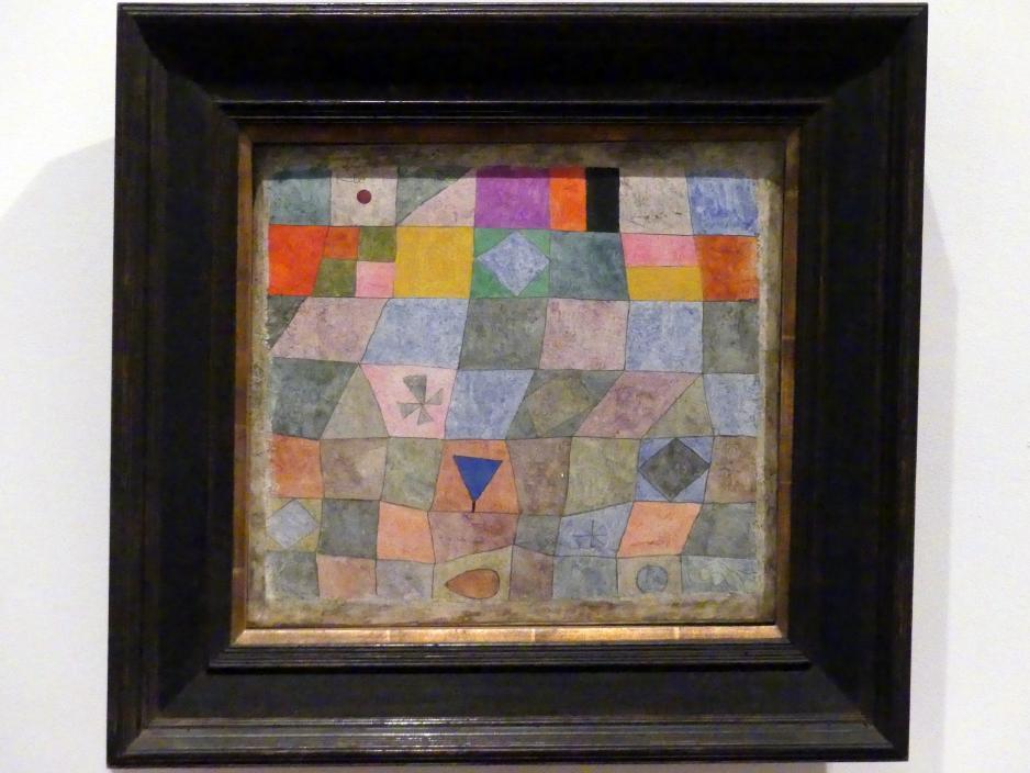 Paul Klee: freundliches Spiel (1933, 310), 1933