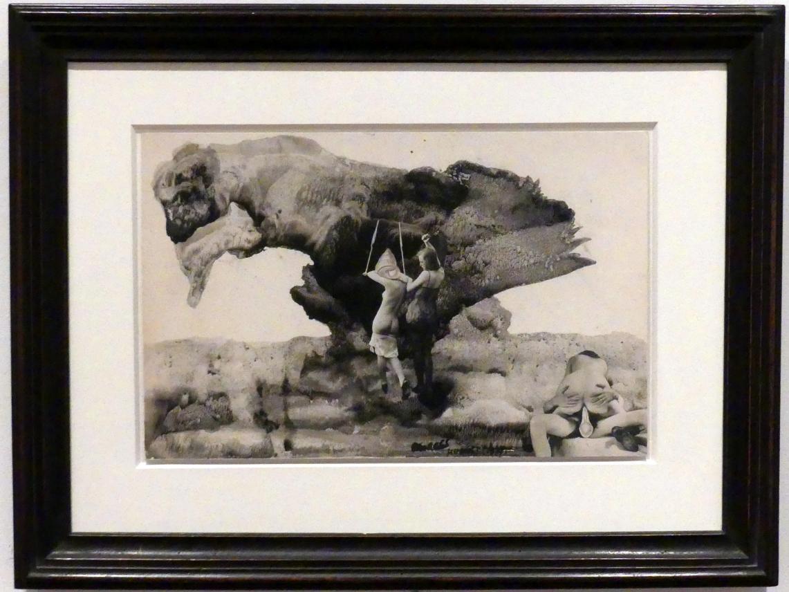 Georges Hugnet: Fantasie, 1937