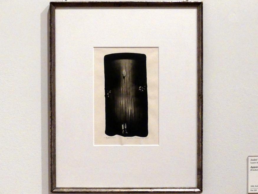 André Thomkins: Erscheinung, 1960
