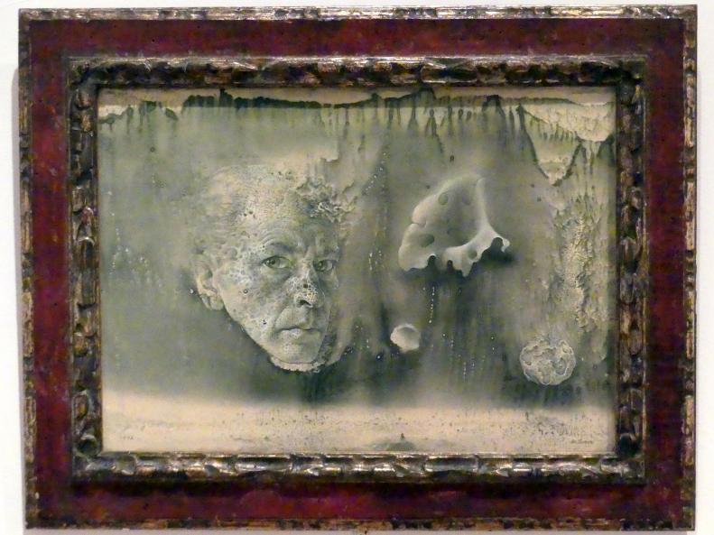 Hans Bellmer: Selbstbildnis, 1942
