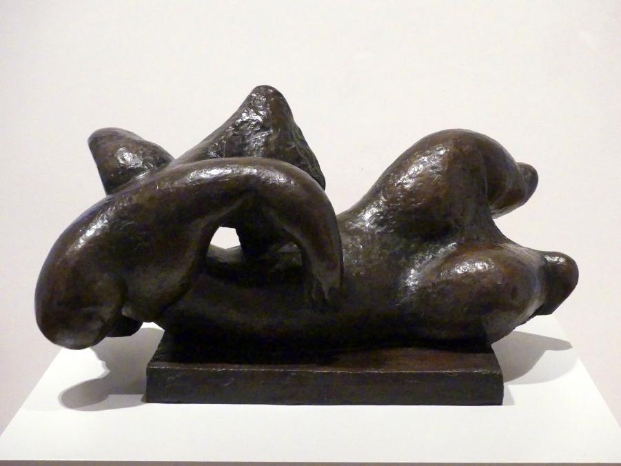 Henri Laurens: Der Erzengel, 1946