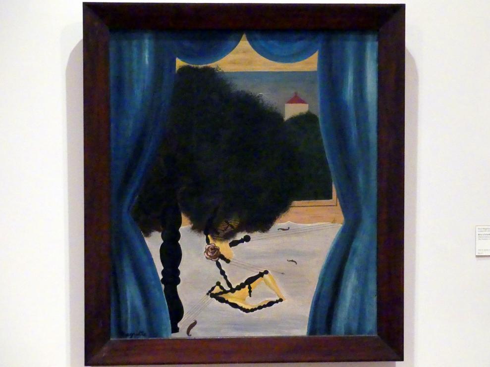 René Magritte: Studententraum, 1926