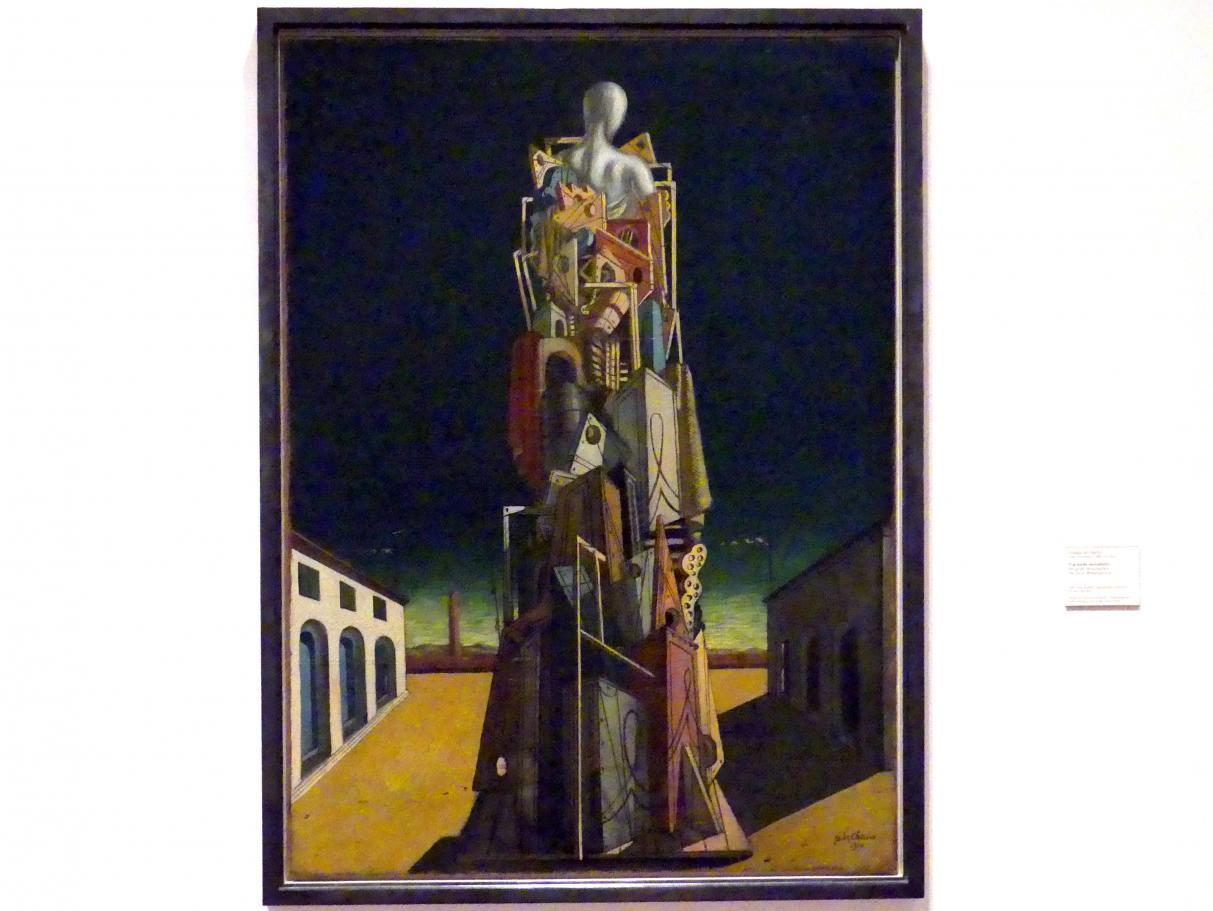 Giorgio de Chirico: Der große Metaphysiker, 1948