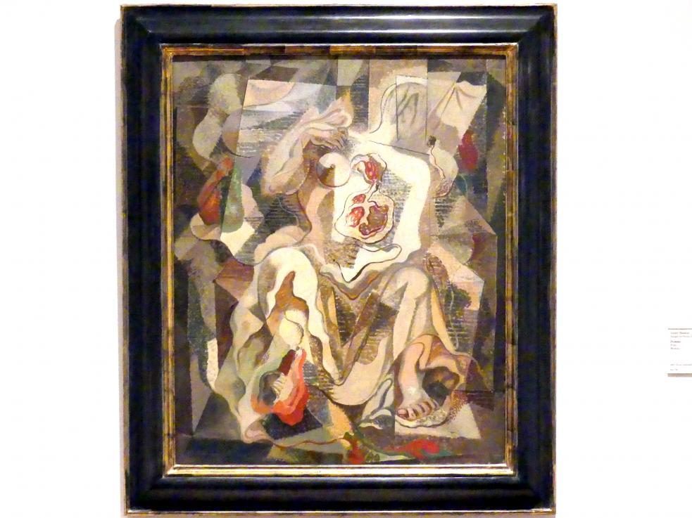 André Masson: Frau, 1925