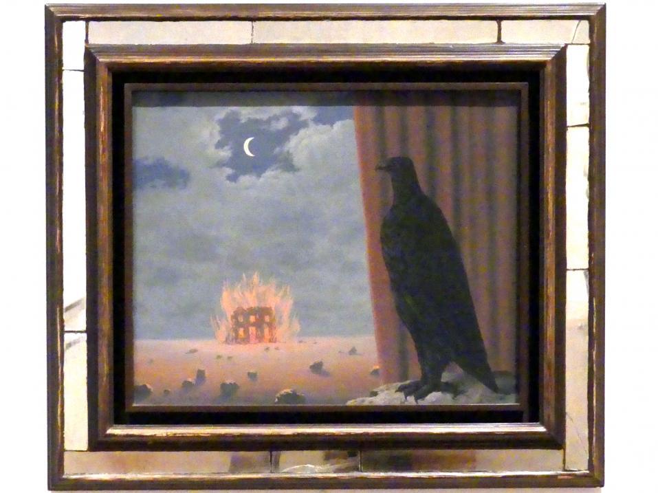 René Magritte: Gaspard der Nachtwandler, 1965