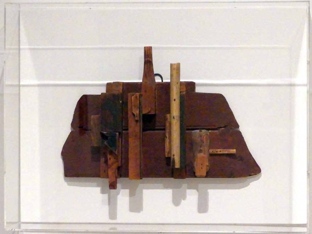 Kurt Schwitters: Breite Schmurchel, 1923