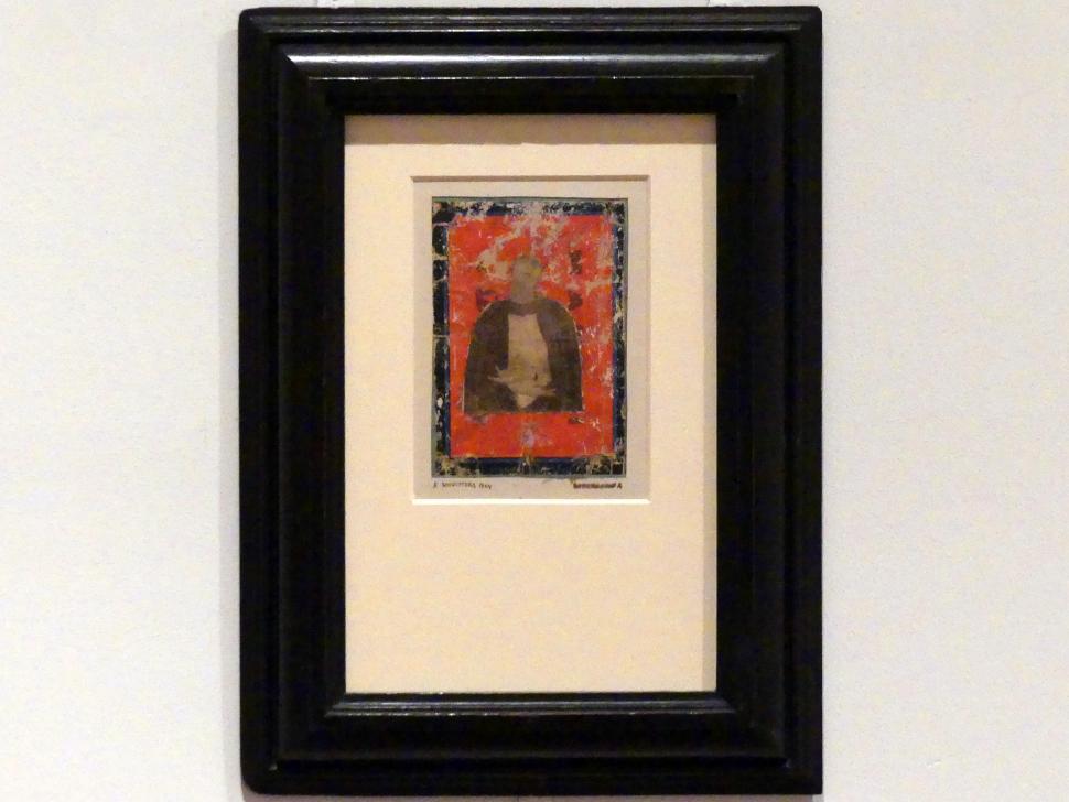 Kurt Schwitters: Modemadonna, 1924