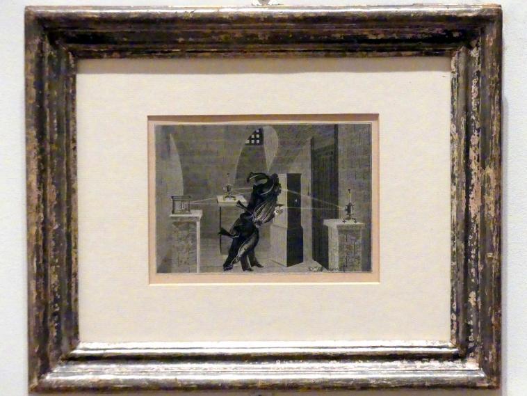 Max Ernst: Ohne Titel, 1929