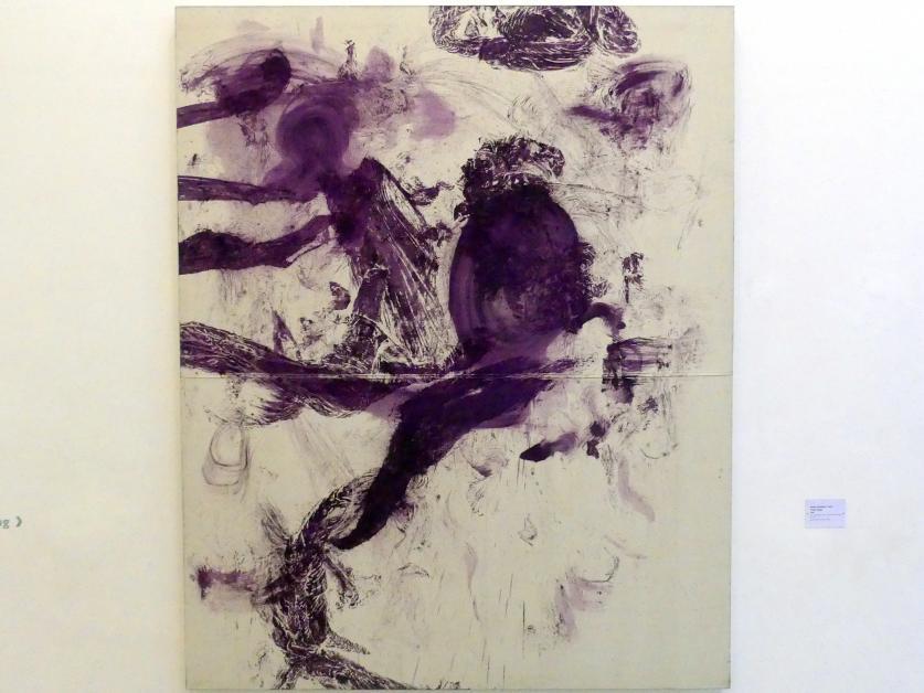 Julian Schnabel: Victor Hugo, 1990