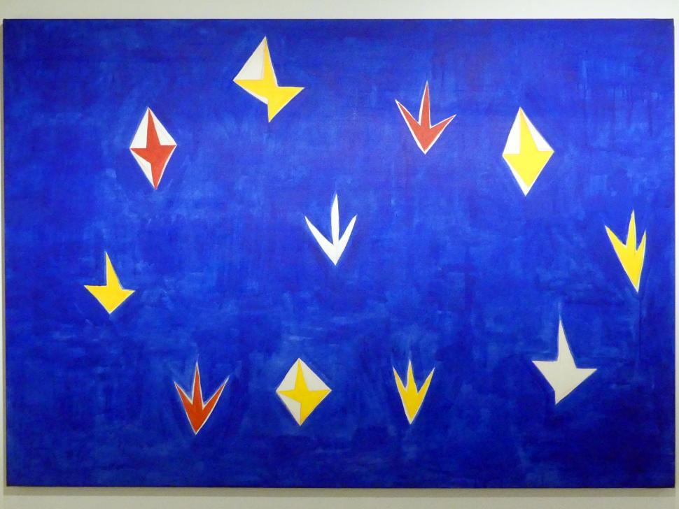 Nicola De Maria: Paradies, 1993