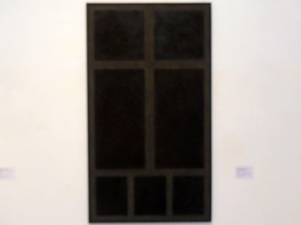Horst Antes: Großes Berliner Fenster 1, 1987
