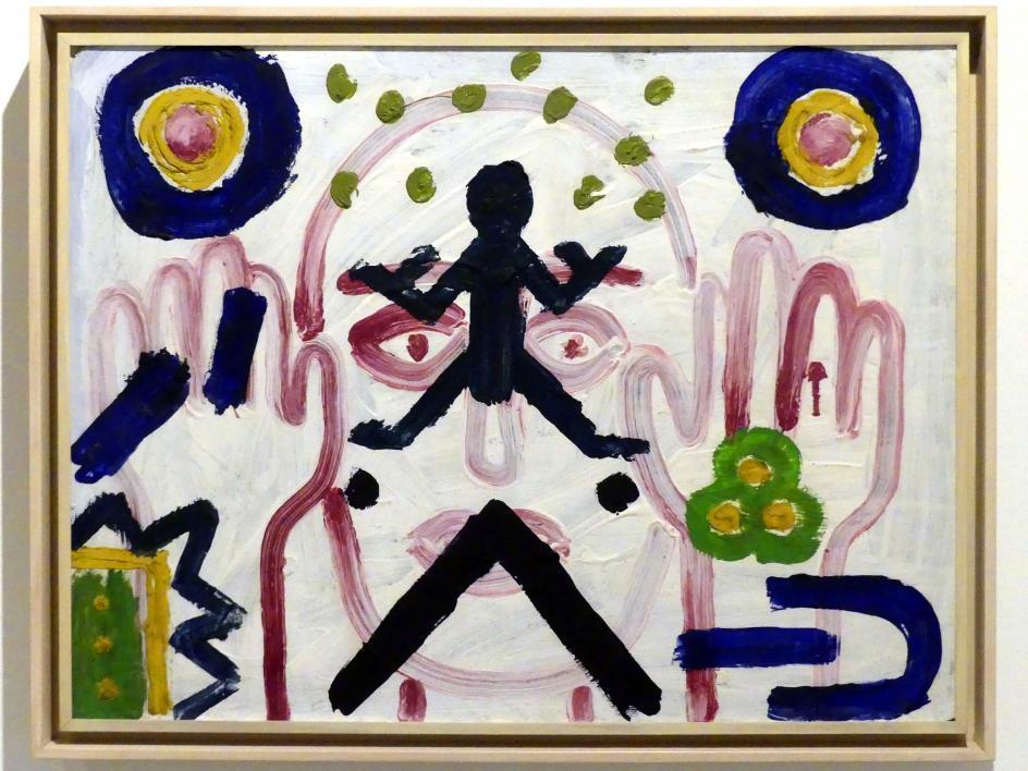 A. R. Penck: Standart Bild, 1969 - 1970