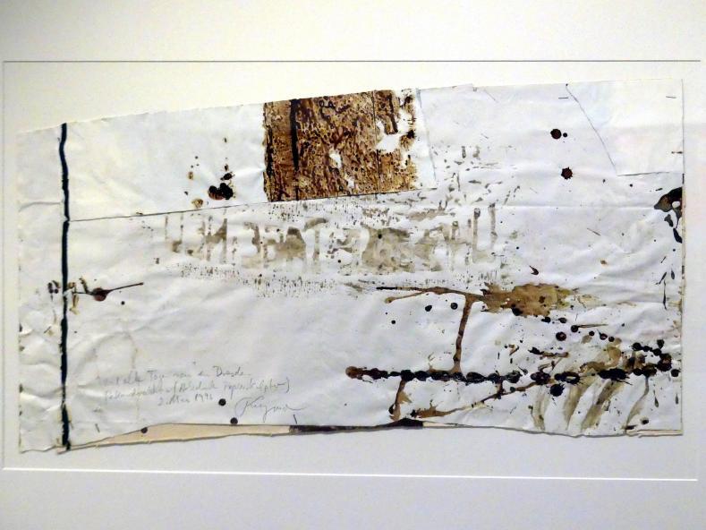 Felix Droese: und alle Tage neu in Dresden / Rekonstruktion, 1996