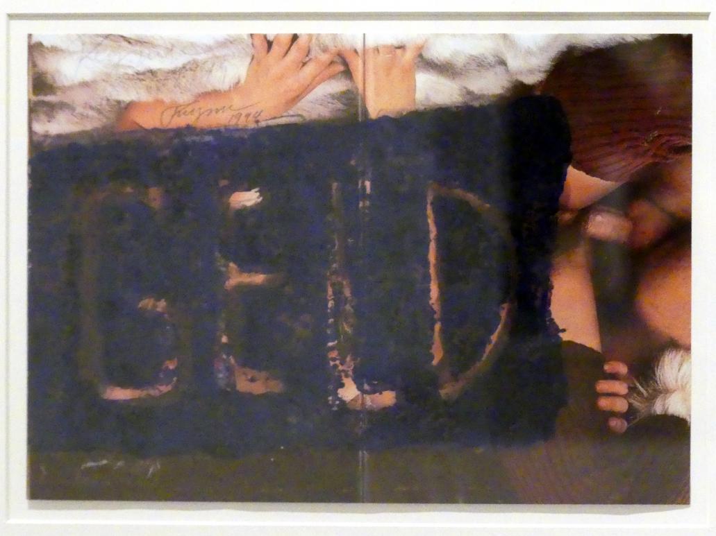 Felix Droese: Geld, 1999