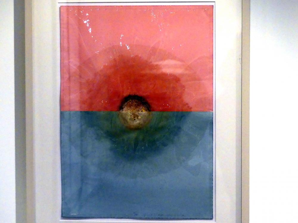 Dieter Roth: Mittlerer Sonnenuntergang, 1968