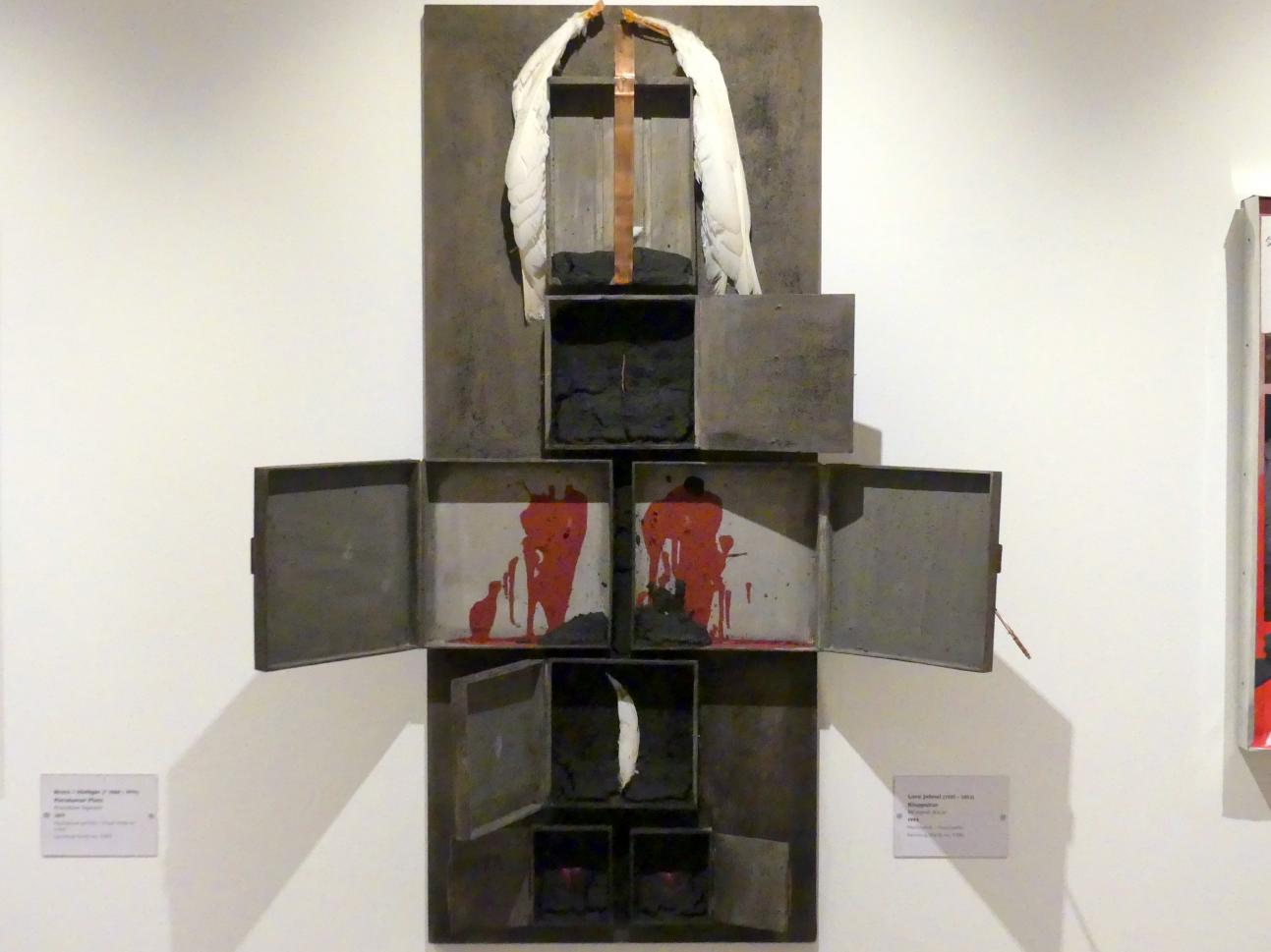 Lore Jahnel: Klappaltar, 1994