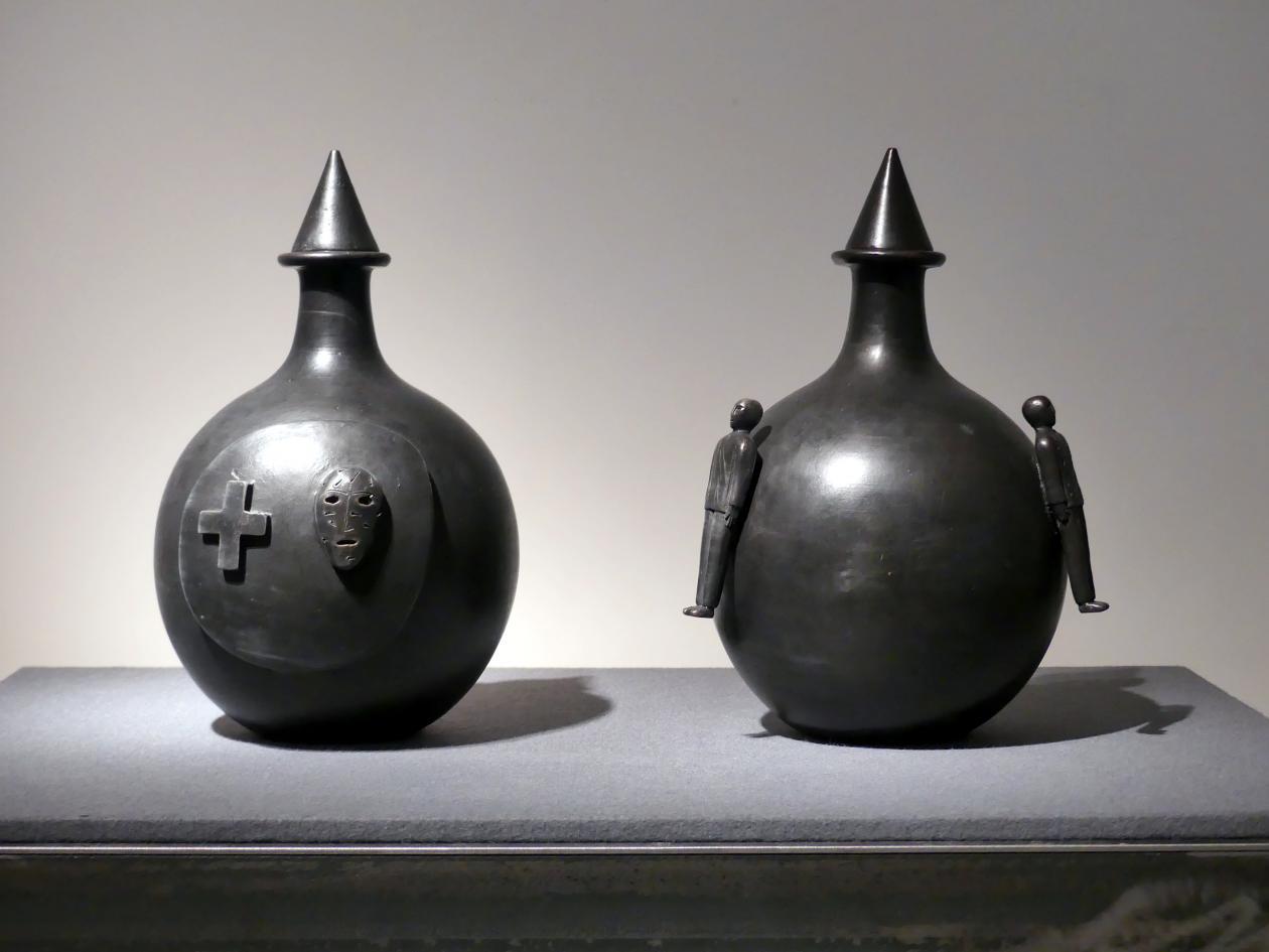 Mimmo Paladino: Die Vasen der Alchemisten, 1994