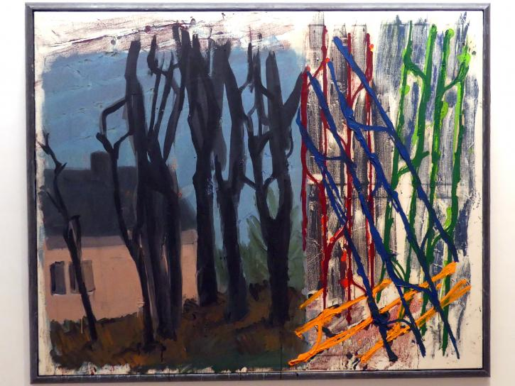Markus Lüpertz: Landschaft, 1997