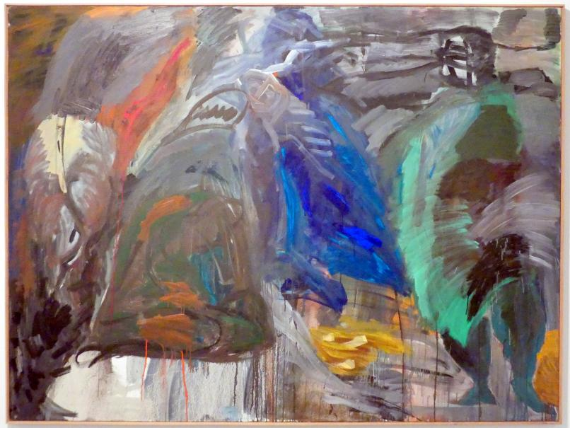 Per Kirkeby: III, 1981