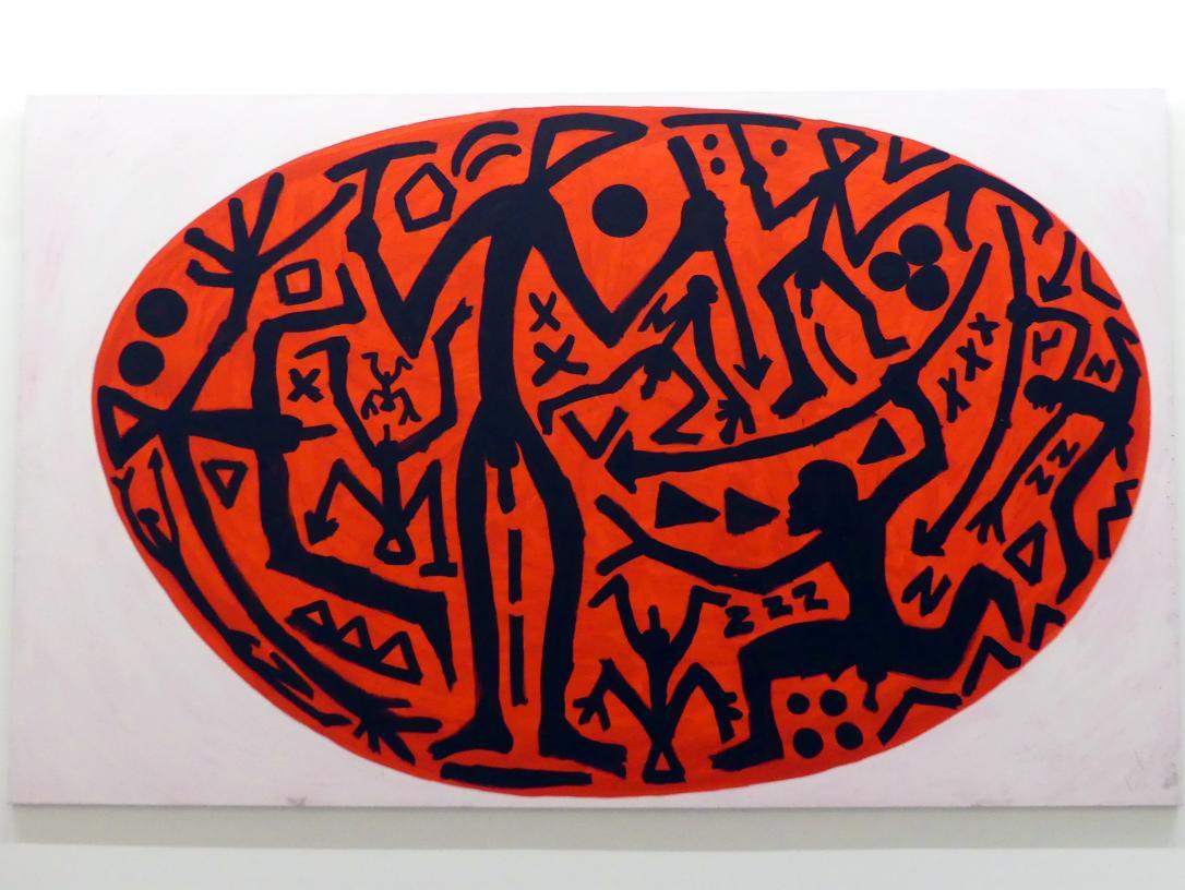 A. R. Penck: Weltbild Berlin II, 1991 - 1994