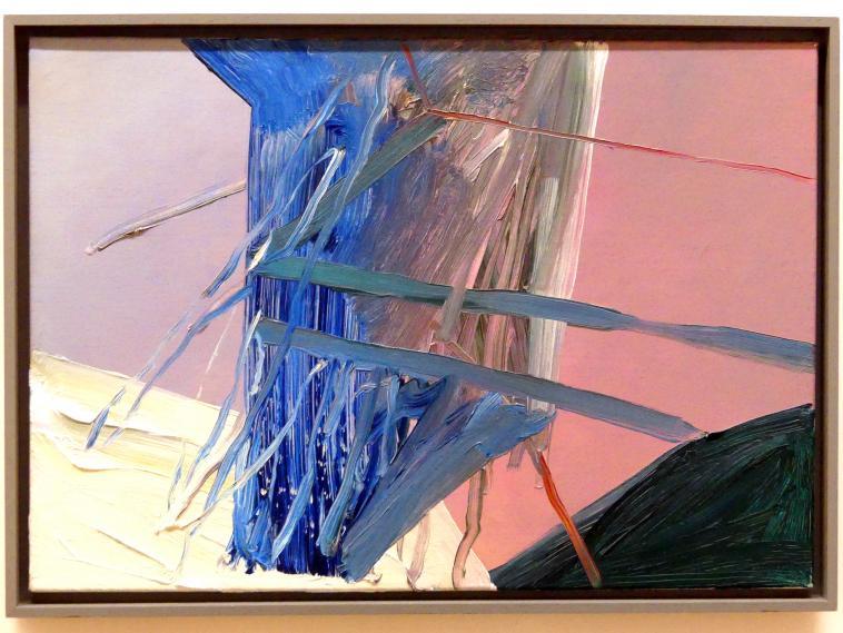 Gerhard Richter: Nachtstück III, 1985