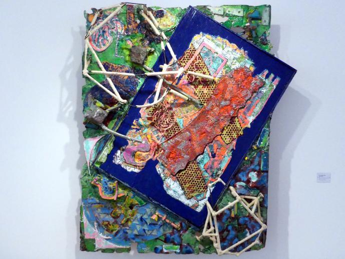 Frank Stella: Mersin XXII, 2001