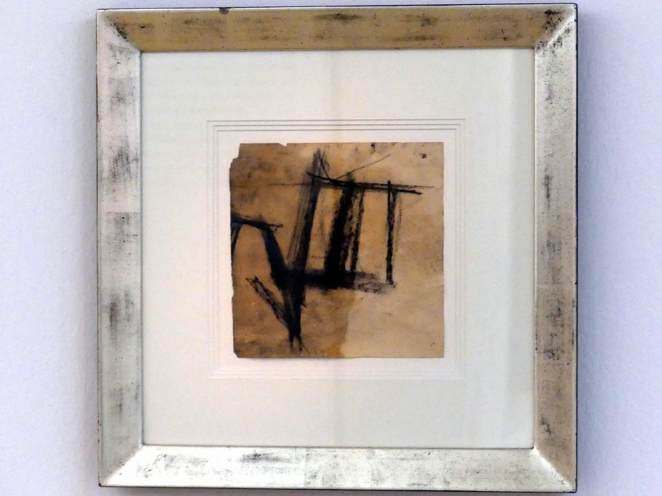 Franz Kline: Ohne Titel, 1950