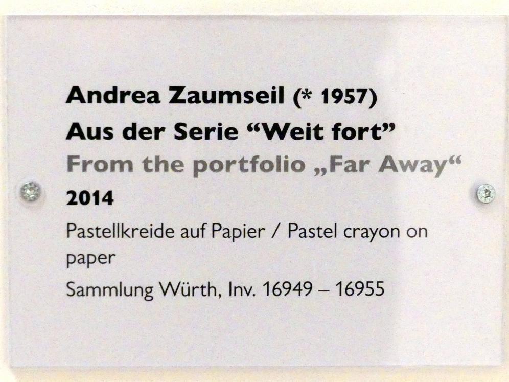 """Andrea Zaumseil: Aus der Serie """"Weit fort"""", 2014, Bild 8/8"""
