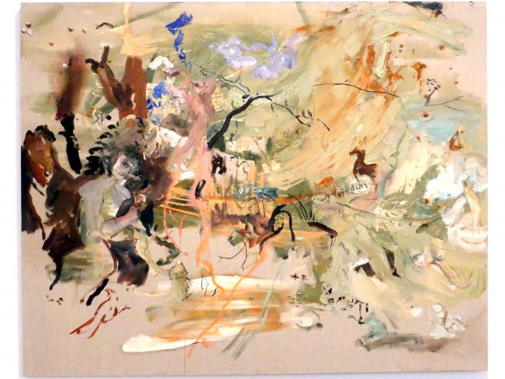 "Cecily Brown: Studie nach ""Paradise"" 3, 2003"