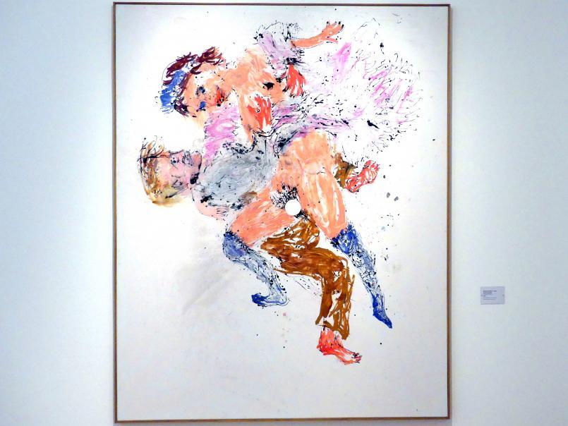 Georg Baselitz: Frisch verliebt, 1999