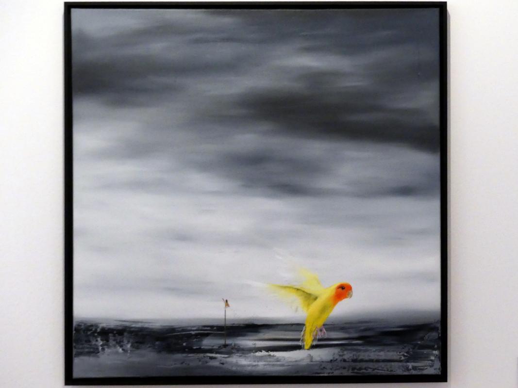 Tim Ernst: Aufstieg der Liebe, 2017