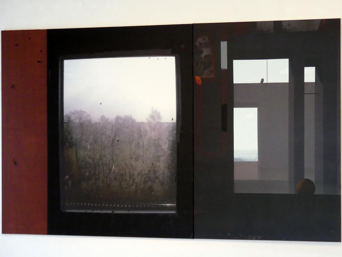 """Ben Willikens: Raum 697 """"Floß"""", 2011"""